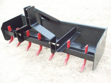 Heavy Duty Box Blade 1